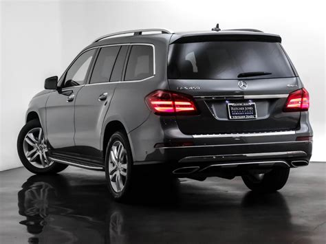 Iseecars.com analyzes prices of 10 million used cars daily. Certified Pre-Owned 2017 Mercedes-Benz GLS GLS 450 SUV in Newport Beach #MP44422 | Fletcher ...