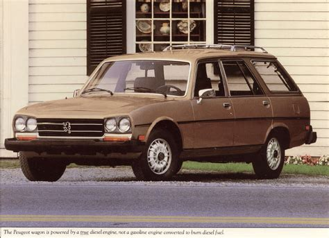 Peugeot 504 Wagon by The World S Greatest Wagons Peugeot 203 403 404 504