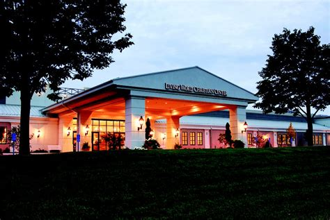 main entrance  living word christian center
