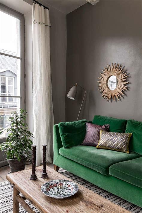 green sofa living room 20 best ideas emerald green sofas sofa ideas
