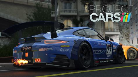 Esl Is Bringing 'project Cars' To Esports Starting With