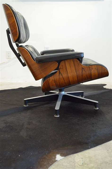 vintage 1970s rosewood eames 670 lounge chair for sale at