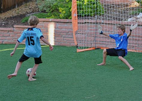 Soccer Goals For Backyard