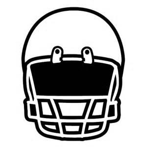 Front Football Helmet Clip Art