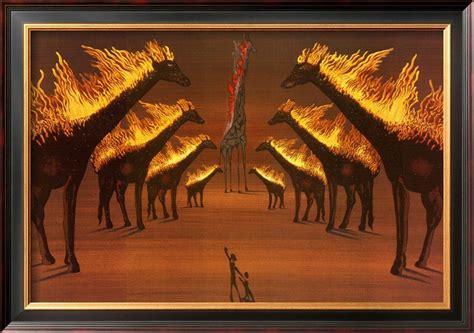 Giraffe Salvador Dali Reviews