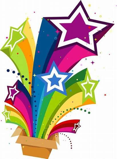 Celebration Clip Background Star Clipart Stars Vector