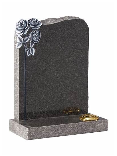 Headstone Carved Granite Rustic Hand Headstones Prominent