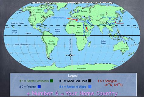 world map equator prime meridian hemispheres images word