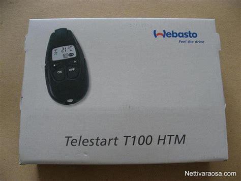 telestart t100 htm nettivaraosa webasto telestart t100 autotarvikkeet ja