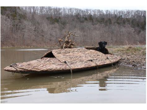 Duck Hunting Boat Stabilizer by Momarsh Fatboy Dp Combo Fiberglass Duck Boat Mpn Dpcombo