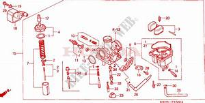 Carburetor For Honda Xr 125 L Electric Start 2006   Honda