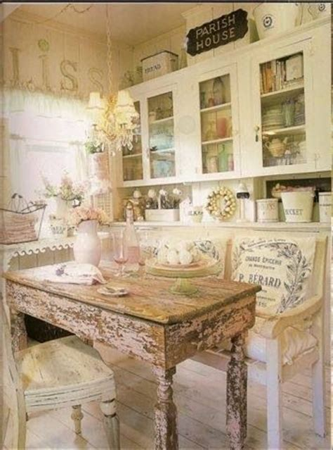 shabby chic country kitchen french country shabby chic kitchen kitchens pinterest