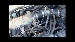 91-94 Tercel 3ee To 5e-fe Engine Swap Toyota Upgrade