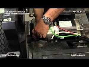 Speed Sensor For Club Car Motor