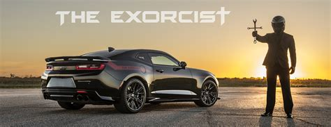 The Exorcist ? Hennessey's Answer to the Demon   Hennessey