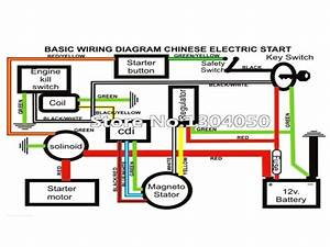 Wiring Diagram  30 150cc Scooter Wiring Diagram
