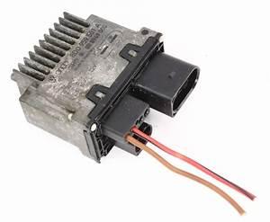 Cooling Fan Control Module 98-05 Vw Passat B5 Audi A4 S4 A6