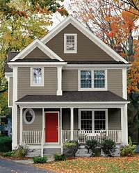 exterior color schemes beautiful exterior paint palettes | A Change of Space