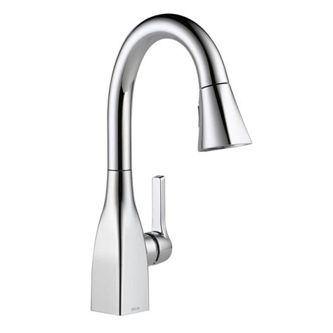 delta kitchen faucets installation delta mateo single handle prep pull sprayer kitchen