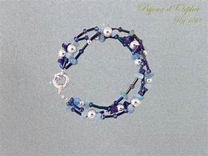 creation bracelet fantaisie perles d39eau douce amethyste With création bijoux fantaisie