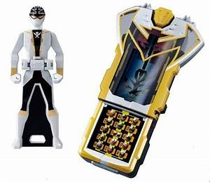 Silver ranger morpher (super mega force) | Power rangers ...