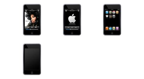 Ipod Touch Icons Pack