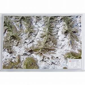 Globen Und Karten : georelief 3d karte matterhornregion ~ Sanjose-hotels-ca.com Haus und Dekorationen