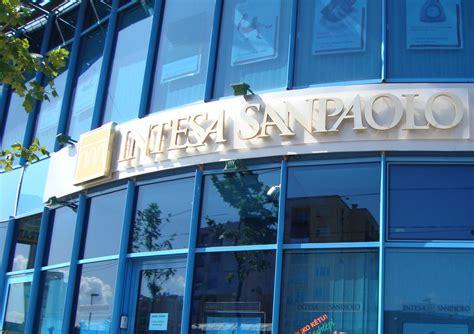 Sede Intesa San Paolo by Intesa Sanpaolo Business E Tecnologia