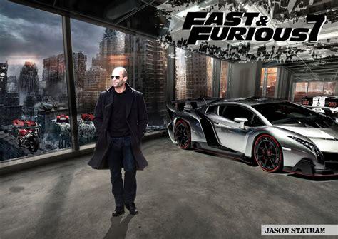 Fast And Furious 8  Paul Walker En Fantôme De Synthèse