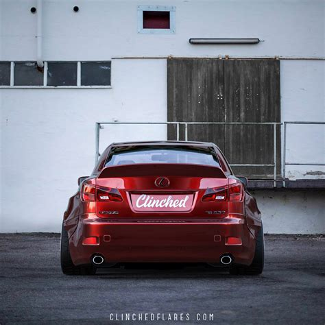 lexus is250 lexus is250 is350 widebody kit by clinched flares