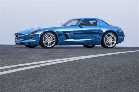 3d Car Shows Mercedes Benz Electric Super Sports Car