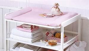 Accessoire Table à Langer : une table langer pratique pour la chambre de b b ~ Teatrodelosmanantiales.com Idées de Décoration