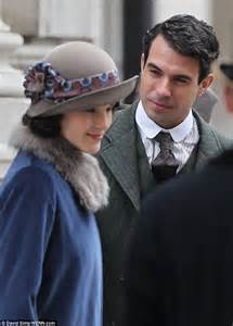 tom cullen happily ever after downton abbey s lady mary crawley and lord gillingham