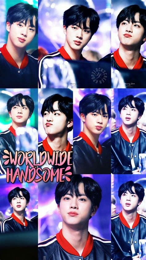 jin wallpaper bts  bts jin ve bts wallpaper