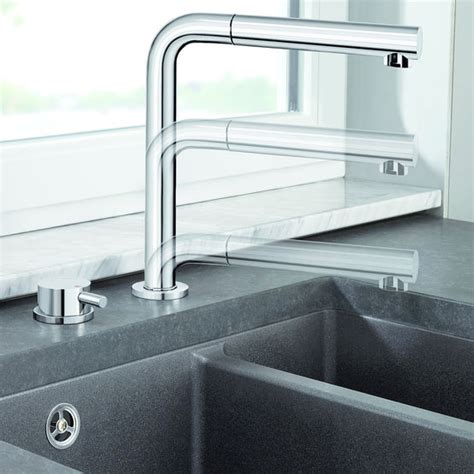 robinet escamotable cuisine robinet escamotable à bec blancoperiscope s f ii