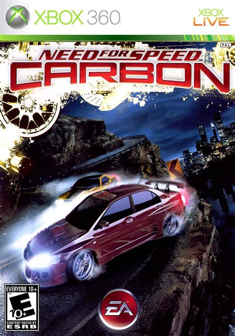 Need For Speed Carbon Xbox 360 Review Any Game