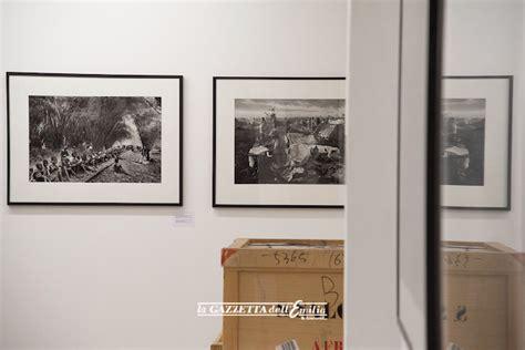 Uffici Postali Reggio Emilia Orari Inaugurata La Mostra Celebre Sebasti 227 O Salgado A