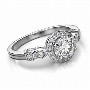 wedding rings for women 3 carat pure 14k gold three With platinum diamond wedding rings for women