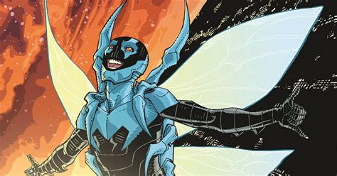 upcoming superhero  blue beetle  feature dc
