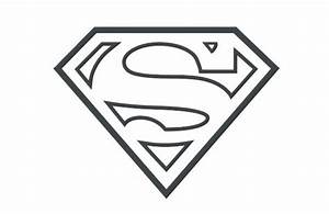 superman symbol outline - Google Search | Clip art and ...