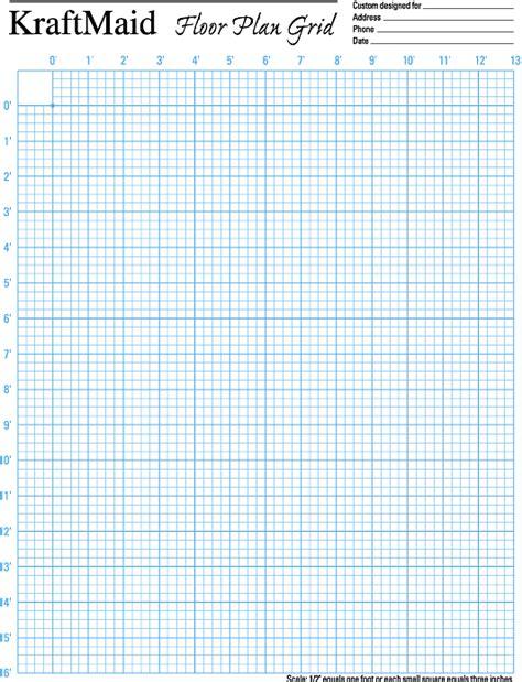 Kitchen Design Graph Paper Modern On Kitchen Regarding