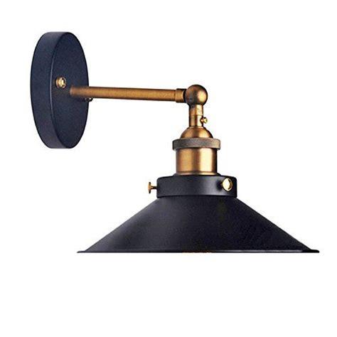 lemonbest modern vintage industrial loft metal black
