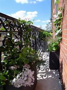 Jardin Et Balcon : am nagement paysager d 39 un balcon filant paris l ~ Premium-room.com Idées de Décoration