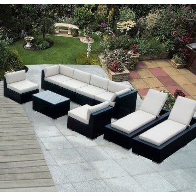 outdoor sofa with chaise sofa home furniture stock