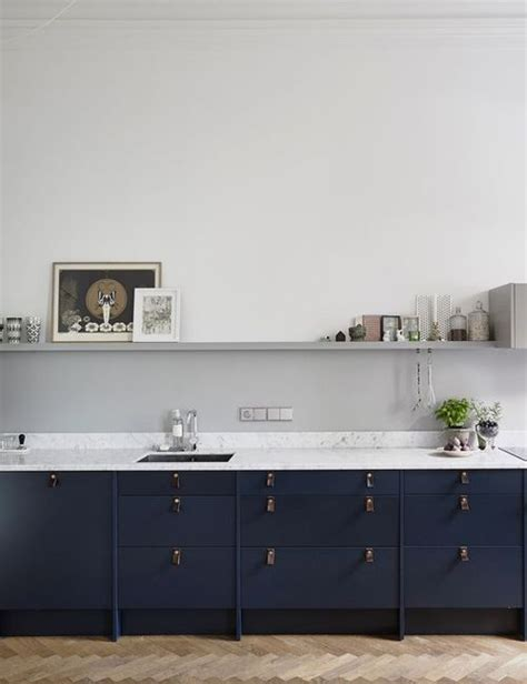 navy blue kitchen cabinets 78 best images about kitchen modern on 3467