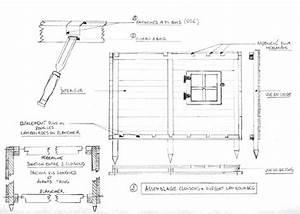 Plan De Cabane En Bois : plans de cabanes et guides dimensions des mat riaux du bois ~ Melissatoandfro.com Idées de Décoration