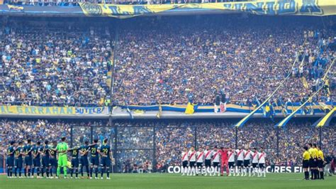 Boca Juniors & River Plate fans could sit together for ...