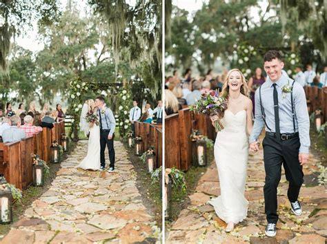 rustic southern wedding carsen and a chair affair inc