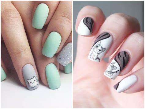 Para poder colocarlas necesitaras de un dispositivo especial. Diseños de uñas para quienes aman locamente a los gatitos   ActitudFem