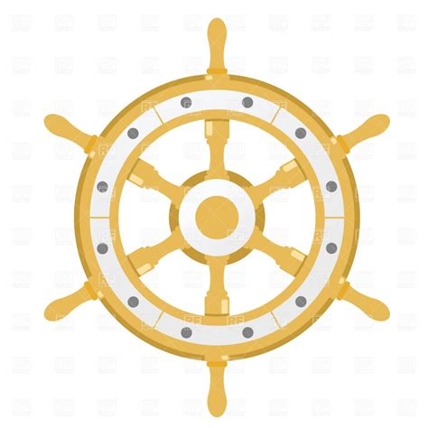Boat Steering Wheel Clipart Free by The Gallery For Gt Pirate Ship Steering Wheel Silhouette